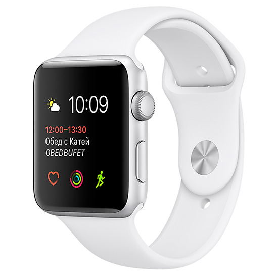 Купить apple watch series 1 38mm алюминий