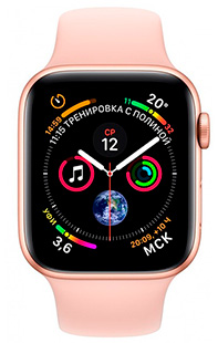 Купить apple watch series 4 40mm алюминий